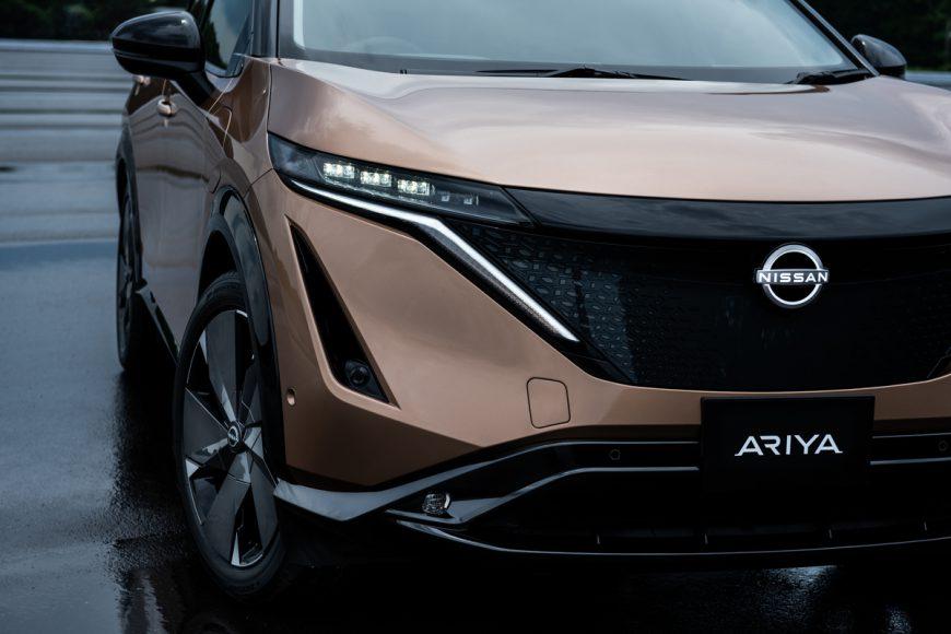 Nissan Ariya exterior front_4-1200x800